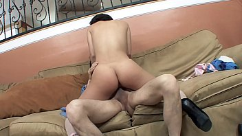 leone couch sunny Hot girlfriend used by stranger6