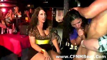 cfnm partying babes Wet shirt tub lesbian