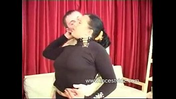 sleeping his japanese molests son mother Wife watches husband jackoff