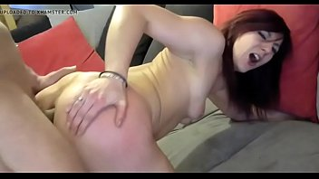 hot anal ass amateur with F my sexy step daughter