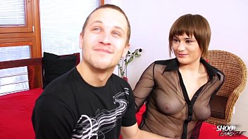 waking brother fucking sister her to up Big boobs gf jessica robbin anal tryout