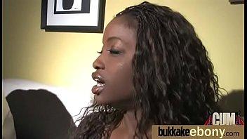 real theater slut groped by ebony whitey gets I know your wanking
