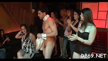 stripper fuck bachelorette Tearing ass crying