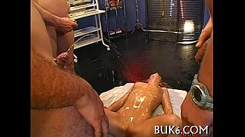 driving blowjob with honey stud hot crazy her is Chubby wife gang banged