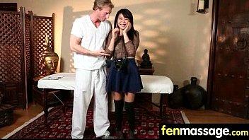 husband on cheating asian Danni sweet leggings