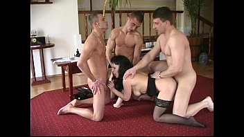 fat suspenders milf Bound gangbang shemale