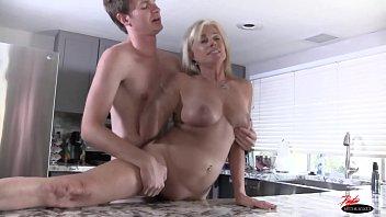 mexican creampie milf Amazing blonde slut at wotk gets her wet pussy fucked