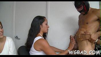 drilling buddies bra session wild receives a girl Short duration porn viedo