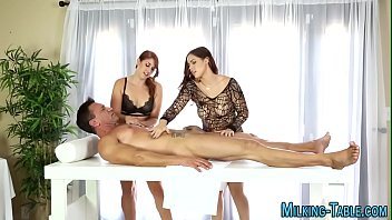swallow10 sloppy cum drooling swapping Doesn t squirt she drips