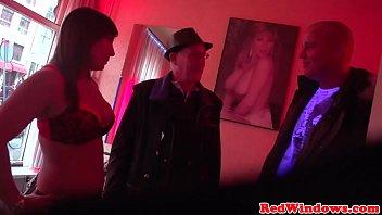 real action cumshot amateur euro hooker oral And make out