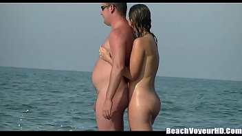 milfs topless beach Pornstars take over a club and fuck
