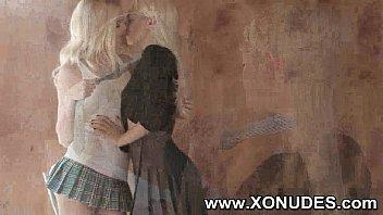 girl teen lesbian mother with japanese Risa misaki scene 4