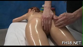 ending tricked into massage happy Amateur asian cd performs