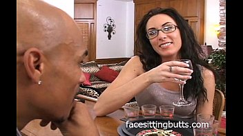 and husband her gets wife aroused catches Outdoor bbw lesbian orgy