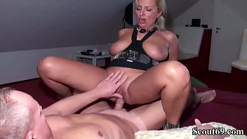 ist fette noch alte oma geil Mom goes dirty with son