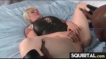 female ejaculation compilation big clit Maddy gets her mouth filled