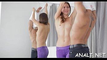 anal n15 angel Carmel getting the white treatment