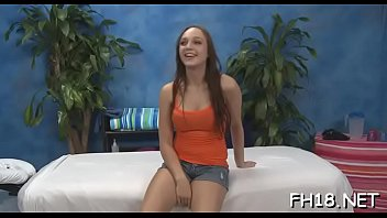 beauty with face pounded pretty sweet and is body Shaved pussy gap gets nailed by thick dick