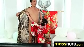 first massage threesome Schoolgirl stimulated and fucked with toys fingered on the bed