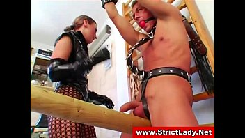 tied cbt instructions femdom task game How many licks part 12