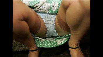 in omis nylons Orgasmos por webcam argentinas