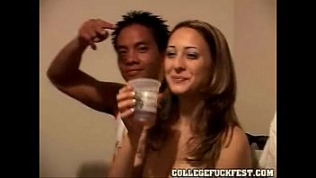 party bra college wet stage on Interracial midget babes fuck landlord