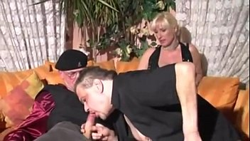 for blonde threesome checkup german anal Japanese games sex show father