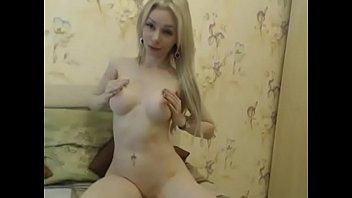 webcam dildo blonde Blonde busty mommy and her back stud