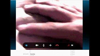 msn webcam skype colombiana edith Hot boy gags on huge black pipe in interracial gay scene