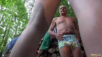 18 grandpa three with have and way milf son Rape movies in tv 6 adult channel