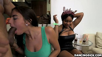 part4 big horny cock brunette hot slut sucks Mallu home vedko