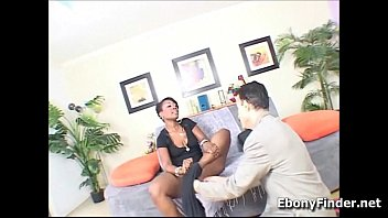 black white swipe girls and Rebeca linares gobbles cock with ease and pride