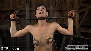 breast whipping machine for The cleveland show roberta