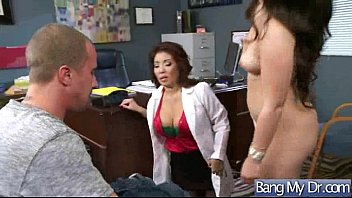 lesbian patient young seducing doctor Darksome ally white wife