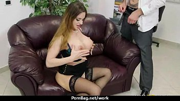 boss my office wife fuck Homemade frustrated wife
