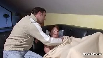 javelyn boy hanah mom girl nice finds and darryl with play her home comes fox Fuck in fur pink2