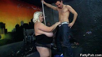 and hot strips in blonde shorts masturbates booty Carmen rivera pisses on slave