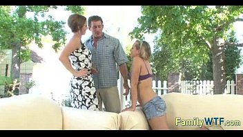 daughter mom and ffm son Brother rapes his virgin sister