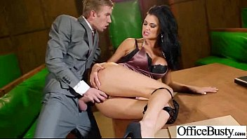 hard adultery fucked get busty vid34 wife Peta jensen notices a huge bulge on her yoga instructor