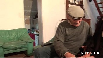 french spanking amateur Big dick old man
