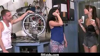 girls striping videos amateur Mandingo vs angelina valentine