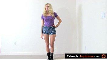 calendar audition netvideogirls5 diamond 3min babe anal