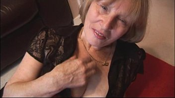 granny blonde creampie Breast smother pass