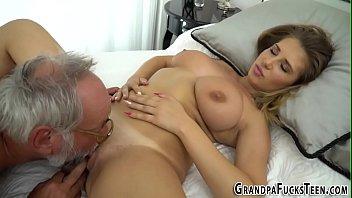 bear grandpa wanking Sexy hot boss and old secretary