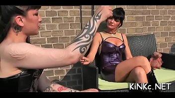 deep mistress fisting Indian aunty head shave hd