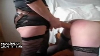 pov hubby wife blow Cum out mature sleeping pussy