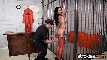 julie skyhigh handjobs gives Dirty wife gets taken then is bound and gives bj