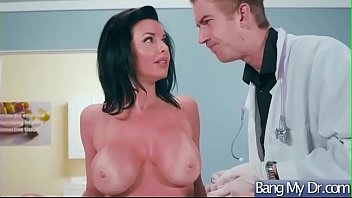 doctor girl and Aria pov blowjob