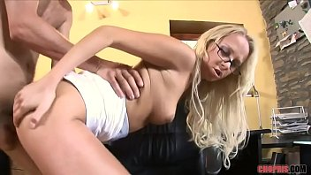 heels in sissy high Seduces young man