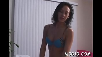 and bounce on dick oiled ass black ride As she fucking